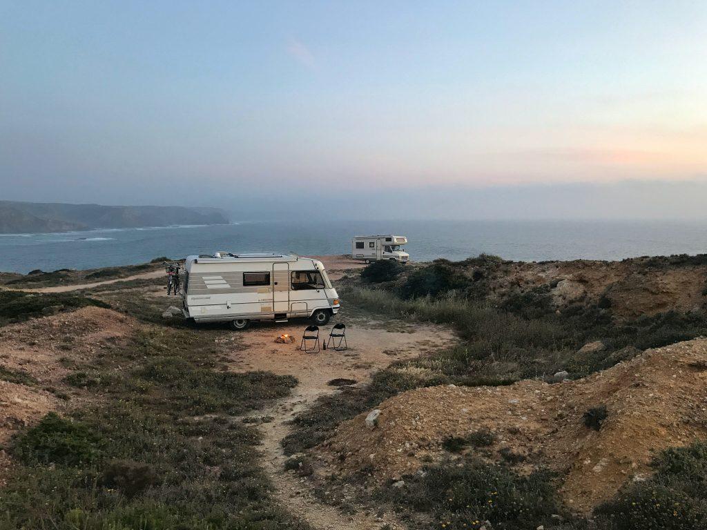 réussir son premier voyage en camping-car.