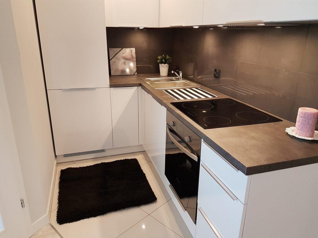 aménagement cuisine petit espace